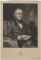 (John) Frederick Andrew Johann Friedrich Andreas Huth, by Henry Thomas Ryall, after  William Keighley Briggs - NPG D47375