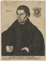 Martin Luther, after Lucas Cranach the Elder - NPG D47378