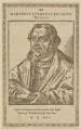 Martin Luther, after Lucas Cranach the Elder - NPG D47379