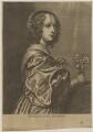 Margaret Lemon, by Adriaen Lommelin, after  Sir Anthony van Dyck - NPG D47401