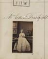 Mrs Edwin Freshfield, by Camille Silvy - NPG Ax60866