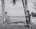 Joan Collins; Ken Danvers, by Unknown photographer - NPG x196229