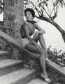 Joan Collins, by Ken Danvers - NPG x196231