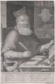 Marco Antonio de Dominis, published by John Bill, after  Michiel Jansz. van Miereveldt - NPG D47420