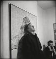 Enrico Baj; Victor Musgrave, by Ida Kar - NPG x199678