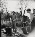 Peter King; Shelagh Loader; John Kasmin; Victor Musgrave, by Ida Kar - NPG x199679