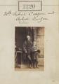 Robert Curzon, 14th Baron Zouche; Robert Curzon, 15th Baron Zouche, by Camille Silvy - NPG Ax52620