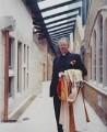 Colin Bruce Slee, by Tom Miller - NPG x196240