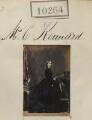 Ellen Georgiana (née Rowe), Lady Kennard, by Camille Silvy - NPG Ax59978