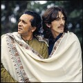 Ravi Shankar; George Harrison, by Clive Arrowsmith - NPG x199702