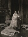 Astrid, Queen of the Belgians; Leopold III, King of the Belgians, by Speaight Ltd - NPG x199627