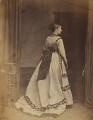 Olivia (née Montagu), Countess of Tankerville, by Oscar Gustav Rejlander - NPG x199785