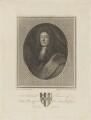 Sir Edmund Turnor, by James Fittler, after  Herman Verelst - NPG D47478