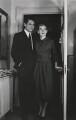 Cary Grant; Betsy Drake, by Tom Blau, for  Camera Press: London: UK - NPG x199808
