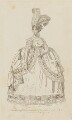 Anne Townshend (née Montgomery), Marchioness Townshend ('The Marchioness of Townshend in her full Court dress, as worn by her Ladyship, on the Queen's Birth day, 1806'), published by John Bell, published for  La Belle Assemblée - NPG D47498
