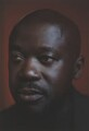 David Adjaye, by Simon Frederick - NPG P2061