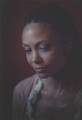 Thandie Newton, by Simon Frederick - NPG P2063