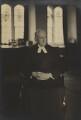 Hugh Richard Heathcote Gascoyne-Cecil, Baron Quickswood, by Howard Coster - NPG Ax3523