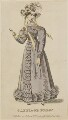 'Carriage Dress', August 1825, published by J. Robins & Co, published for  The Ladies' Pocket Magazine - NPG D47559