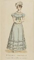 'Evening Costume', January 1825, published by J. Robins & Co, published for  The Ladies' Pocket Magazine - NPG D47562