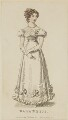'Ball Dress', March 1825, published by J. Robins & Co, published for  The Ladies' Pocket Magazine - NPG D47564