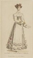 'Summer Theatre Dress', June 1825, published by J. Robins & Co, published for  The Ladies' Pocket Magazine - NPG D47567