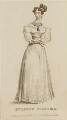 'Evening Costume', December 1825, published by J. Robins & Co, published for  The Ladies' Pocket Magazine - NPG D47571
