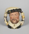 'King Henry VIII and his Six Wives', designed by William K. Harper, manufactured by  Doulton & Co Ltd - NPG D48093