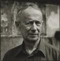 Leon Kossoff, by Nicholas Sinclair - NPG x199747