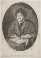 William Gostling, by Richard Godfrey, after  John Raymond, after  Conrad Martin Metz - NPG D48101