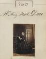 Agatha Hall-Dare (née Kekewich)