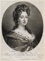 Queen Mary II, sold by John Smith, after  Sir Godfrey Kneller, Bt - NPG D11923