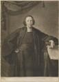 William Hanbury, by Richard Earlom, after  Edward Penny - NPG D14077