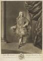 John Warburton, by Andrew Miller, published by  John Bowles, after  Benjamin Vandergucht - NPG D18861