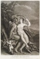 'Loves of the Gods': Hercules and Deianeira, by John Smith, after  Titian - NPG D11711