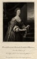 Blanche Arundell (née Somerset), Lady Arundell of Wardour, by Edward Scriven, after  William Hilton - NPG D1004