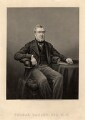 Thomas Baring, by Daniel John Pound, after a photograph by  John & Charles Watkins - NPG D1018