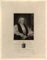 Henry Bathurst, by William Camden Edwards, after  Sir George Hayter - NPG D1029