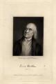 Jeremy Bentham, by William Henry Worthington - NPG D1057