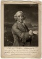 William Blakeney, Baron Blakeney, by James Macardell, after  Sir George Chalmers - NPG D1073