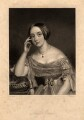 Julia Henrietta (née Anson), Lady Brooke, by James Thomson (Thompson), after  Alfred Tidey - NPG D1112