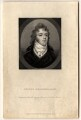 Beau Brummell, by John Cook, published by  Richard Bentley, after  Unknown miniaturist - NPG D1125