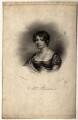 Mary Brunton (née Balfour), by Henry Meyer, after  William John Thomson - NPG D1128