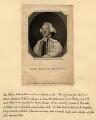John Alcock, by W. Newman, after  Robert Cooper - NPG D1162
