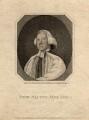 John Alcock, by W. Newman, after  Robert Cooper - NPG D1163