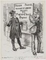 Arthur Foley Winnington-Ingram; George Bernard Shaw, by Sir (John) Bernard Partridge - NPG D1181