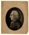 Charles Pratt, 1st Earl Camden, by Robert Stewart, after  Unknown artist - NPG D1199