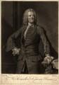 Mr Caveller, by John Faber Jr, after  James Cranke - NPG D1221
