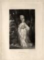 Elizabeth Carnac (née Rivett), by Samuel William Reynolds, after  Sir Joshua Reynolds - NPG D1231