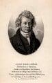 André Marie Ampère, by Ambrose Tardieu - NPG D1241